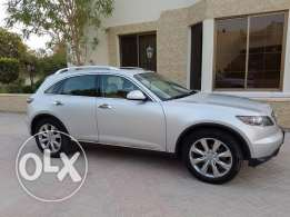 SUV Infinity FX35 2007 for sale