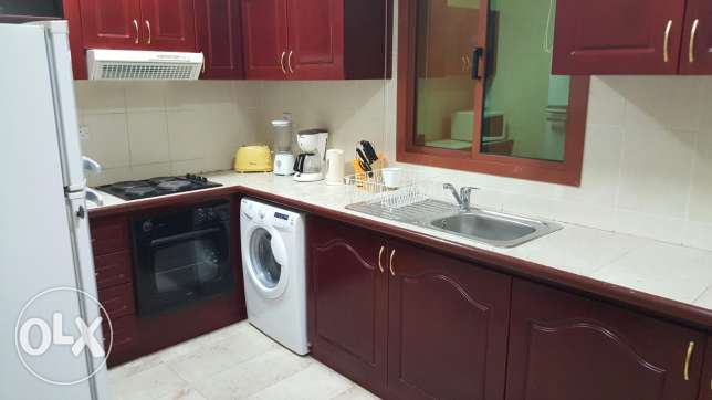 Awesome Fully furnished 2 Bhk with all amenities جفير -  2