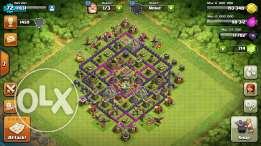 I am selling my Clash of clans account