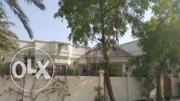 SUPER DELUXE Semi Furnished 4 Bedrooms Villa in JANABIYA for Rent
