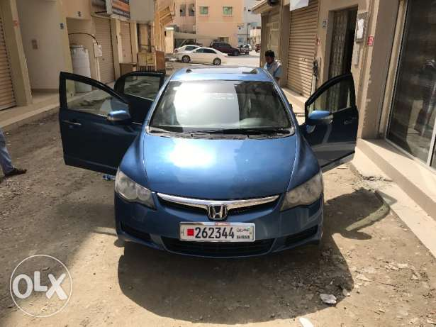 Honda Civic 2007 full option