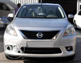 Nissan Sunny 2013 model full option for sale