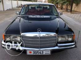 For Sale 1973 Mercedes Benz 450SE Gcc Specification