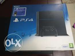 Playstation 4 (Brand new)