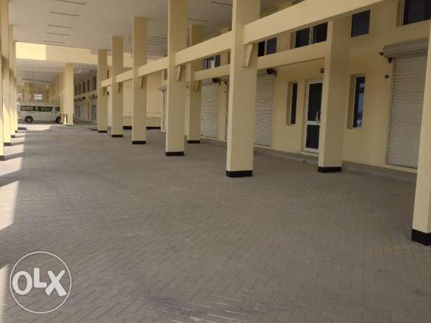 SHOPS for Rent in Bahrain. New shops and warehouses in different sizes