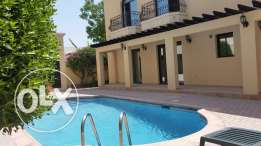 fully furnished private villa saar