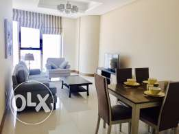 brand new one bedroom luxury apartment in Seef-Area.