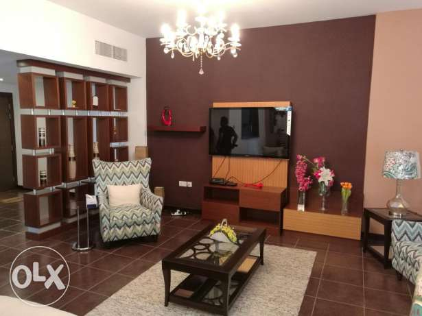 2 Bedrooms Fully Furnished Beautiful Apartment For Rent In Juffair.