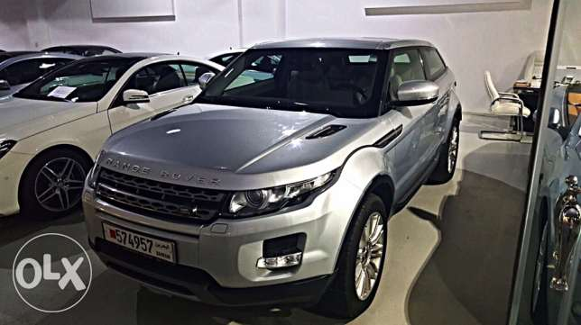 Range Rover Evoque warranty to 2019 only 40000 km