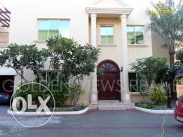 3 Bedroom semi furnished villa for rent close to Salmaniya