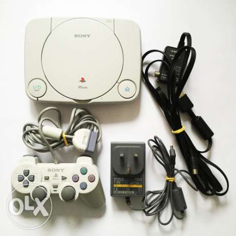 Ps1 slim good condition