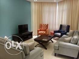 Modern 2 bedrooms apartment in Seef for Rent