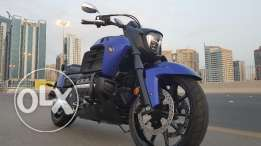 Powertrain of the 2014 Honda Valkyrie