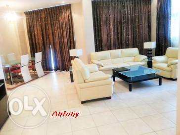 Must see, Modernly furnished, beautiful & spacious apartment, -
