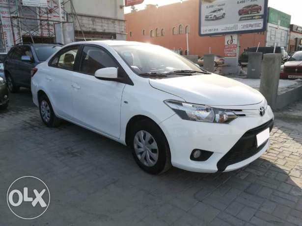 Toyota Yaris 2015 1.5L Monthly Also