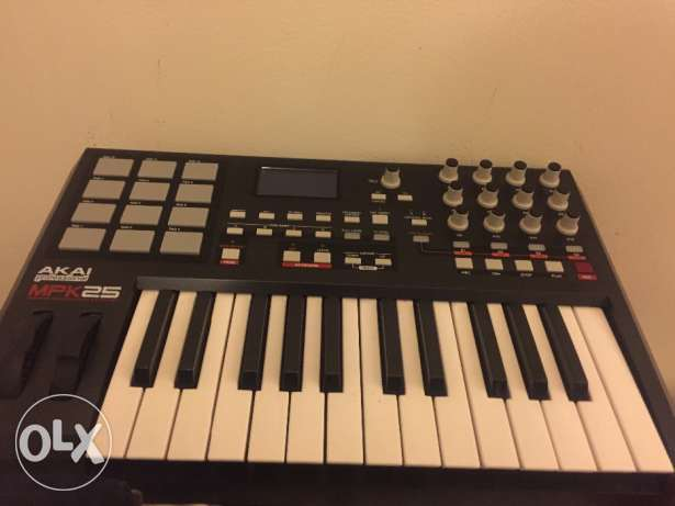 Akai mpk25 for sale