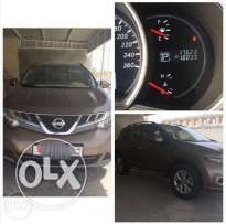 For Sale Nissan Murano 2014 bought it on 2015 feb lady use urgent sale