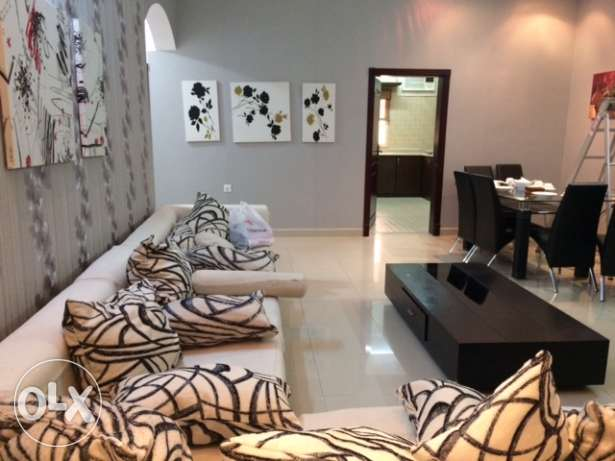 3 rooms fully furnished apartment for rent in Busainteen