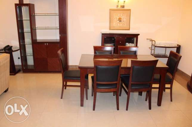 Beautiful family flat for rent in Juffair 2 bedroom fully furnished
