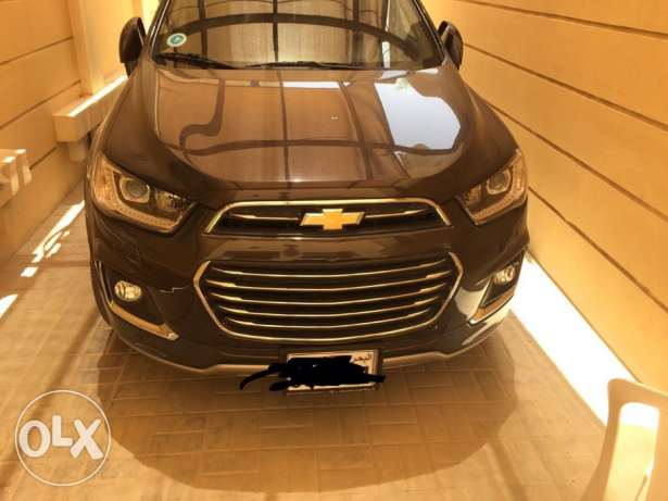 CAPTIVA LTZ 2016 for sale due to leave