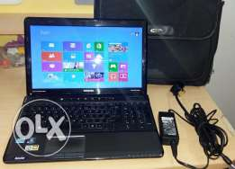 New Toshiba laptop core i3 with accessories ( negotiatable )