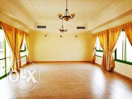 Spacious Modern Semi Furnished 4 BR Apartment