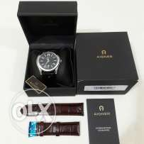 Original Aigner brand new mens watch for sale with all accessories.