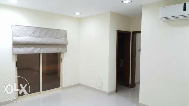 New hidd, semi furnished 2 BHK + balcony