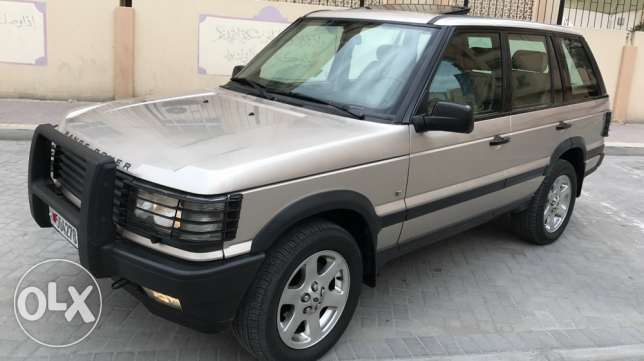 Urgent sale Range Rover V8.Engine.4600 Model:2002 K.M.150000