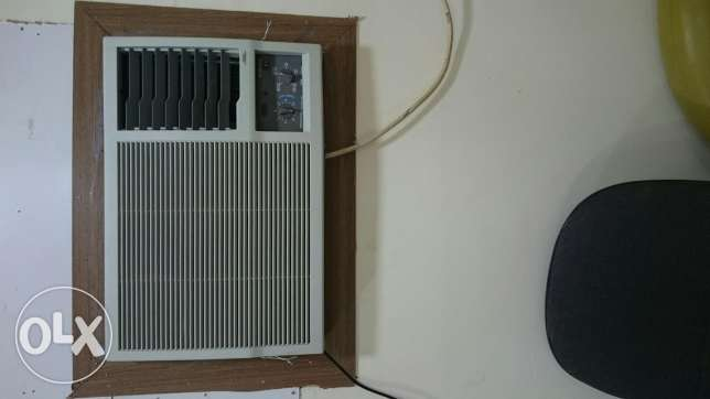 Air conditioner for sall