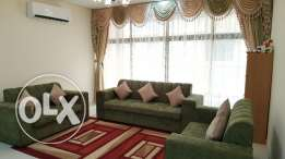 New hidd, 3 BHK & maidroom Fully furnished