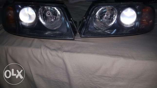 Wv passat headlights