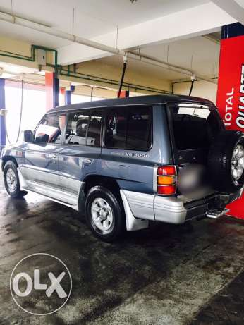 immaculate condition Pajero for Urgent Sale, lady driven