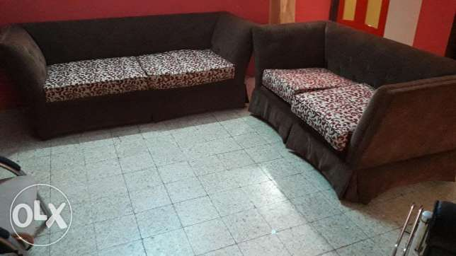Urgent for sale today 5 seater sofa set