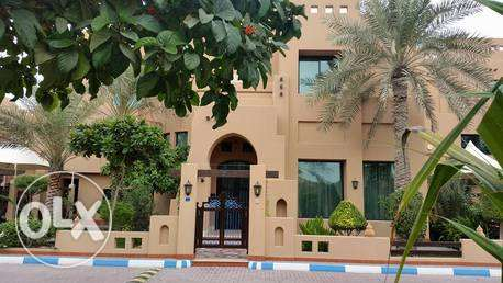 luxury villa with private pool close to alosara البديع -  1