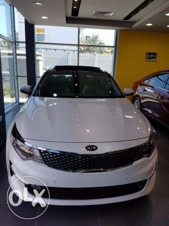 Kia OPTIMA 2016 Full Option