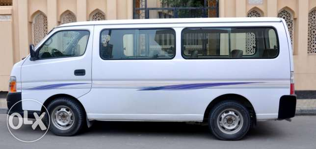NISSAN URVAN passenger2012 for sale