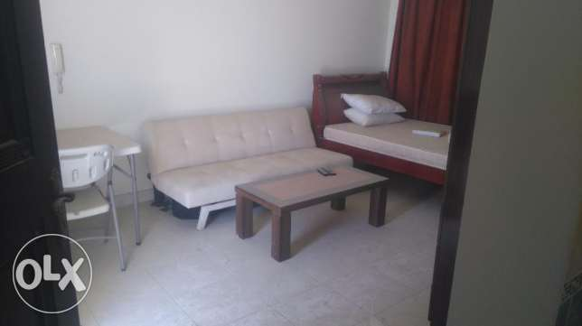 Studio flat for rent very special area