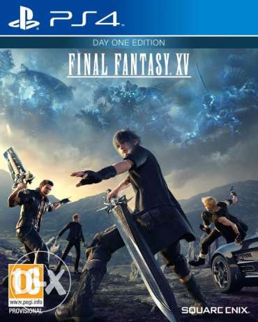 Selling FFXV+other games and buying (PS4)