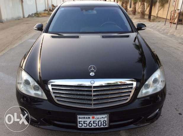 For Sale 2007 Mercedes Benz S600L Japan Specification