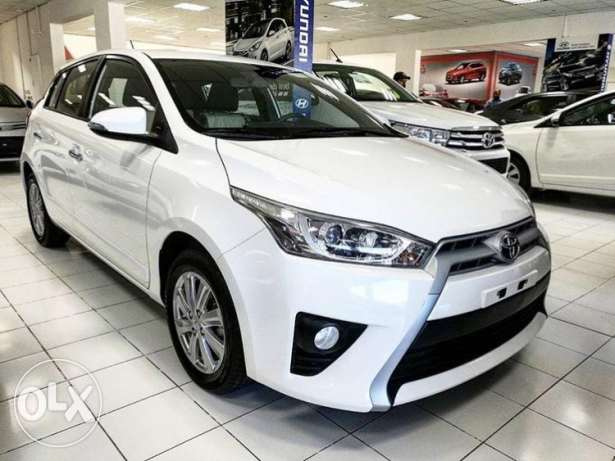 Special Edition Yaris hatch back (Rent to Own)