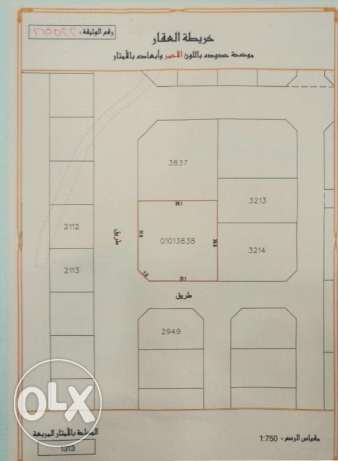 B6 Land for sale in Hidd (1) BHD.706,000/-