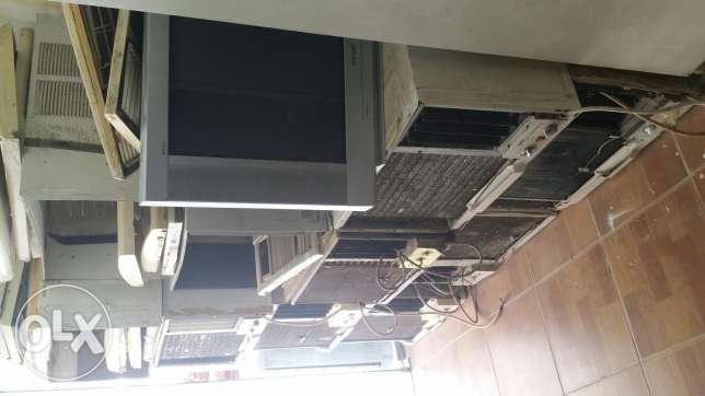 All kind of second hand ac forsale