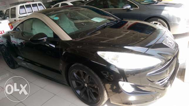 RCZ 1.6 Coupe 156HP Automatic 2013, 20,000KM Clean condition quicksale