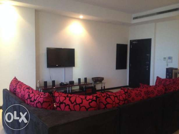 An Amazing 3 Bed Apartment in Juffair rent 600