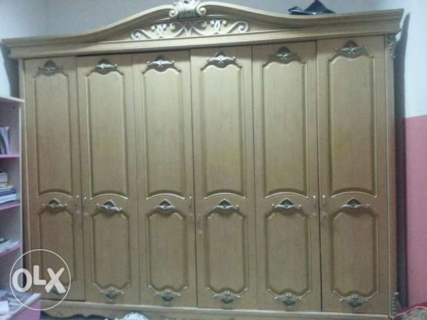 cupboard 6 Door