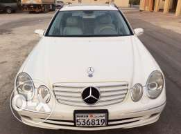 For Sale 2006 Mercedes Benz E350 Avantagarde Station Wagon Japan Spec