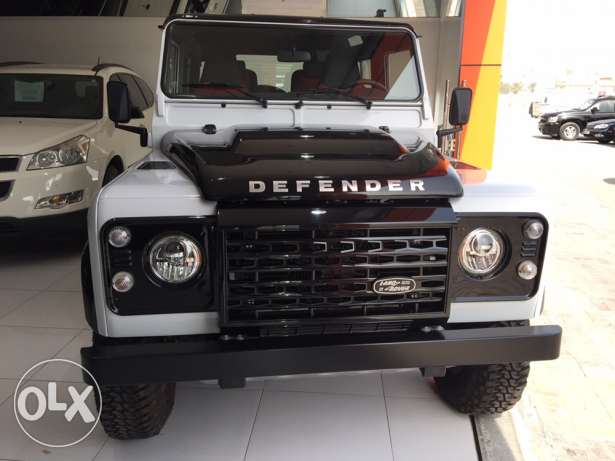 Defender 90 Adventure Edition