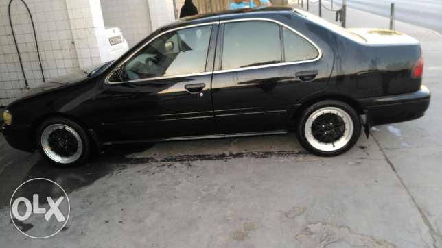 Nissan sunny 1998 for sale