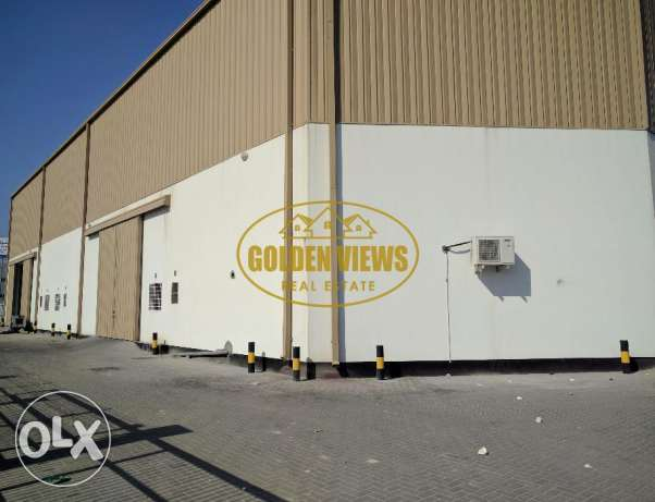 Hidd warehouses for rent with affordable price